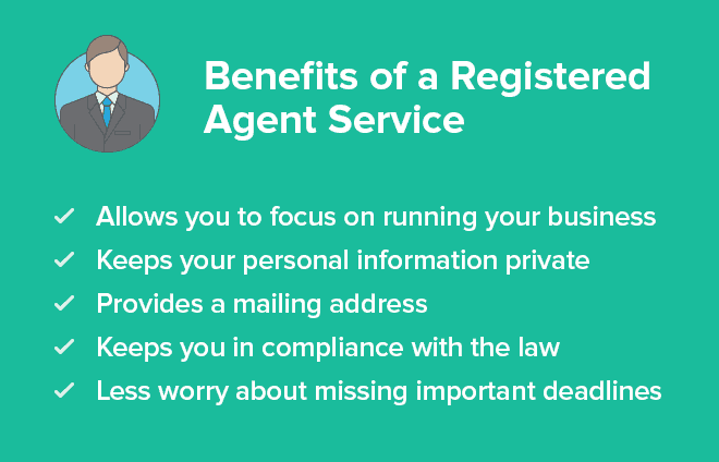 benefits of a registered agent service