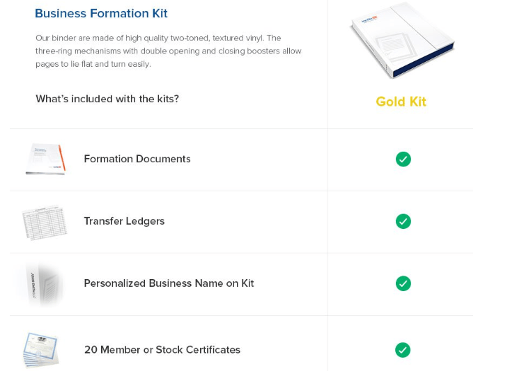 Incfile | Business Formation Kit