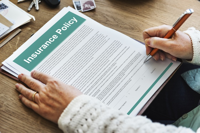 Insurance Policy Agreement Terms