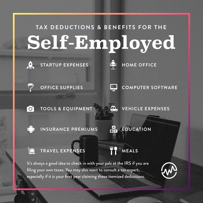 selfemployedtaxdeductions