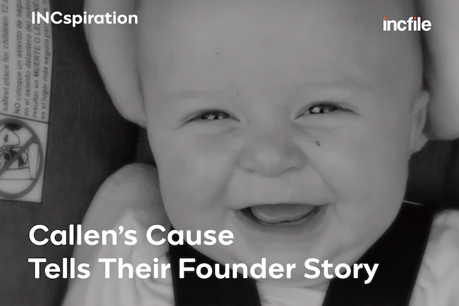 #INCspiration – Callen's Cause: Founding a Nonprofit to Fight SIDS