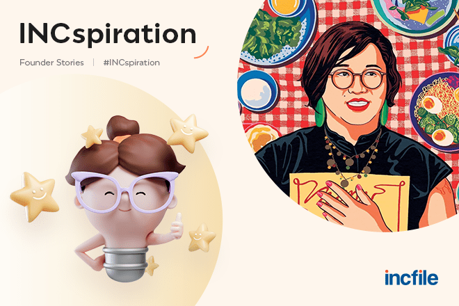 #INCspiration — Lily Qian: Creating a Bright Future as an Entrepreneur and Illustrator