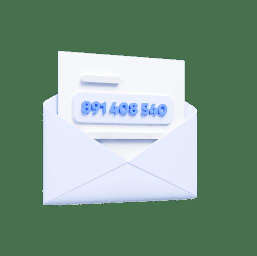 Envelope Ein