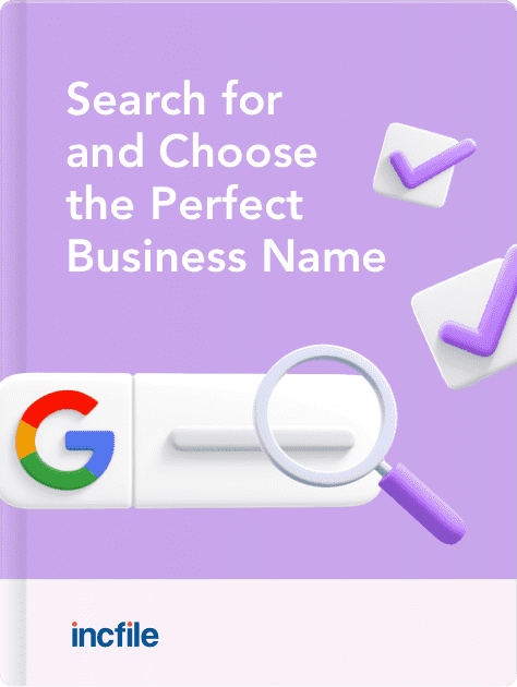 Search for and Choose the Perfect Business Name